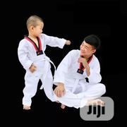 Taewondo Uniform Adults Children | Clothing for sale in Lagos State, Surulere