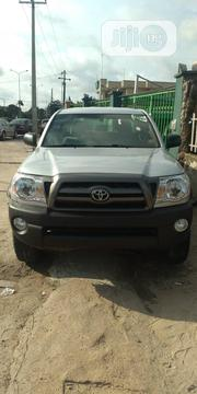 Toyota Tacoma 2009 Access Cab V6 Silver | Cars for sale in Lagos State, Amuwo-Odofin