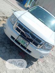 Ford Escape 2008 White   Cars for sale in Lagos State, Ajah