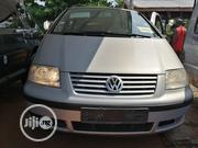 Volkswagen Sharan Automatic 2002 Silver | Cars for sale in Lagos State, Apapa