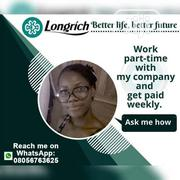 Work Part Time Online | Recruitment Services for sale in Lagos State, Lagos Mainland