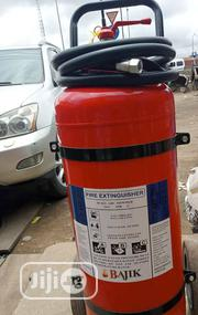 Fire Extinguisher With Wheels (5OKG - DCP) | Safety Equipment for sale in Lagos State, Ikotun/Igando