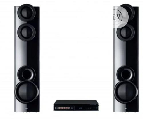 LG DVD Home Theatre System – AUD 667