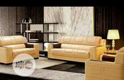 Leather Sofa   Furniture for sale in Abuja (FCT) State, Wuse