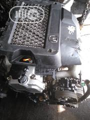 Acura RDX 2008 4 Cylinder Turbo Engine And Gearbox K23 Direct Japan | Vehicle Parts & Accessories for sale in Lagos State, Mushin