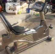 London Use Hampro Commercial Recumbent Bike | Sports Equipment for sale in Lagos State, Surulere