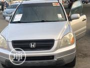 Honda Pilot 2005 Silver | Cars for sale in Lagos State, Lekki Phase 2