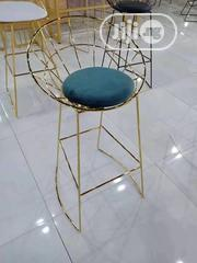 Dubai Golden Color Bar Stool | Furniture for sale in Abuja (FCT) State, Central Business District