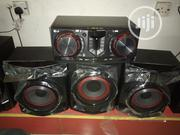 LG Xboom Hi-fi System 720W Cj45 | Audio & Music Equipment for sale in Lagos State, Badagry