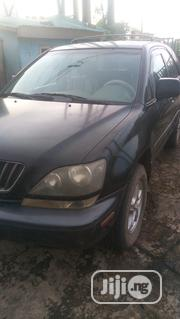 Lexus RX 1999 300 Black   Cars for sale in Oyo State, Ido