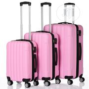 Roller Box Set Of 3 Small,Medium And Large - PINK | Bags for sale in Lagos State, Lagos Island