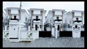 Newly Built 4bedroom Semi Detached Duplex At Osapa London For Sale | Houses & Apartments For Sale for sale in Lagos State, Lekki Phase 2