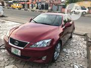 Lexus IS 2007 250 Red | Cars for sale in Lagos State, Ikeja