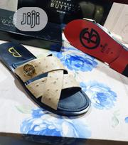 Gianfranco Butteri Italian Leather Slippers | Shoes for sale in Lagos State, Lagos Island