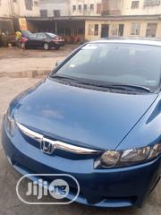 Honda Civic 1.8 5 Door Automatic 2011 Blue | Cars for sale in Lagos State, Lagos Mainland
