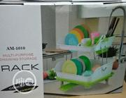 Quality Plastic Dish Rack | Kitchen & Dining for sale in Lagos State, Lagos Island