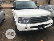 Land Rover Range Rover Sport 2009 White | Cars for sale in Lagos State, Ikeja