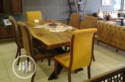 Extendable Six Sitter Dining Table | Furniture for sale in Lagos State, Amuwo-Odofin