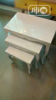 Wood 3in1 Side Stools | Furniture for sale in Lagos State, Ojo