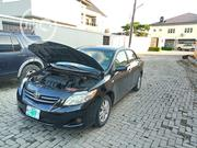 Toyota Corolla 2008 Black   Cars for sale in Lagos State, Lekki Phase 2