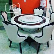 Round Mable Dining By 6 Seatter | Furniture for sale in Lagos State, Ojo