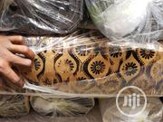 Flower Leather Look For Sofa | Furniture for sale in Anambra State, Onitsha