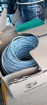 Cat6 CCTV Camera Cable Copper By 300 Meter   Security & Surveillance for sale in Lagos State, Ojo