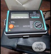 Kyoritsu 4105A Digital Earth Resistance Tester | Measuring & Layout Tools for sale in Lagos State, Ojo