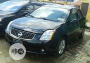 Nissan Sentra 2.0 2008 Black | Cars for sale in Lagos State, Isolo