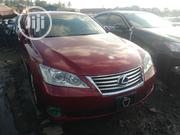 Lexus ES 2010 350 Red | Cars for sale in Lagos State, Apapa