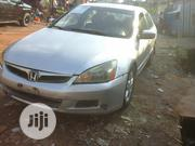 Honda Accord 2007 Sedan EX-L Automatic Silver | Cars for sale in Lagos State, Kosofe