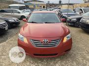 Toyota Camry 2008 Hybrid Red | Cars for sale in Lagos State, Ifako-Ijaiye