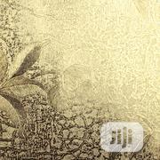 Brilliant Gold Embossed Wallpapers | Home Accessories for sale in Abuja (FCT) State, Dutse