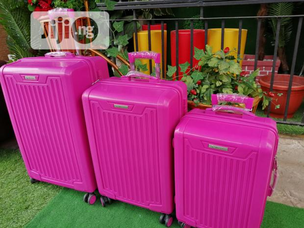 Fashionable 3 In 1 Luggages