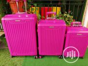 Fashionable 3 In 1 ABS Luggages | Bags for sale in Kano State, Dambatta