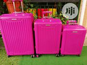Exotic Fancy 3 In 1 ABS Luggages | Bags for sale in Kwara State, Irepodun-Kwara