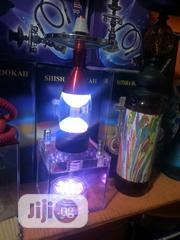 LED Double Light Shisha Pot With Remote Controller | Tools & Accessories for sale in Lagos State, Lagos Island