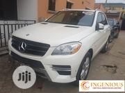 Mercedes-Benz M Class 2012 White | Cars for sale in Lagos State, Lekki Phase 1