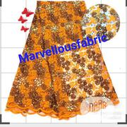 Multi Colored Sequined Lace | Clothing for sale in Lagos State, Ikeja