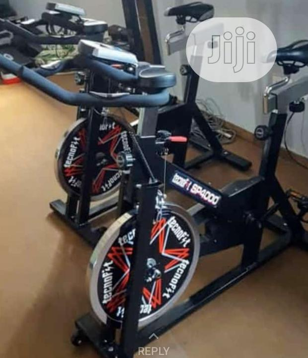 Luxurious Spinning Commercial Bike