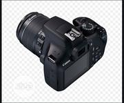 Canon EOS 1300D With 18-55mm Zoom Lens Digital SLR Camera   Photo & Video Cameras for sale in Lagos State, Ikeja