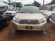 Toyota Highlander 2009 Limited 4x4 Gold   Cars for sale in Edo State, Ikpoba-Okha