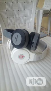 Bluetooth Multimedia Headset Of Beat By Dr.Dre | Headphones for sale in Lagos State, Ikeja