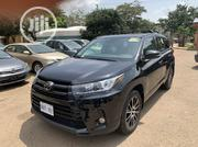 Toyota Highlander 2018 Black | Cars for sale in Abuja (FCT) State, Wuse II