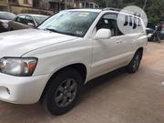 Toyota Highlander 2005 V6 White | Cars for sale in Oyo State, Ibadan North West