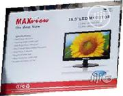 Max View 18.5LED Monitor | Computer Monitors for sale in Lagos State, Ikeja