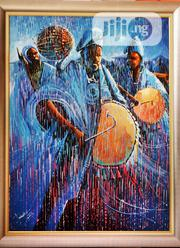Osun Traditional Festival 2 Acrylic On Canvas Art Paint | Arts & Crafts for sale in Lagos State, Surulere