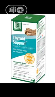 Thyroid Support - Efficient Thyroid Functions (Energy & Endurance) | Vitamins & Supplements for sale in Lagos State, Ikeja