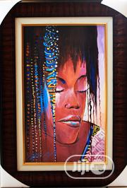 The Maiden Acrylic on Canvas Art Paint Work 32 by 52cm | Arts & Crafts for sale in Lagos State, Surulere