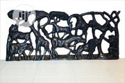 Animal Kingdom 110cm By 56cm Woodwork | Arts & Crafts for sale in Lagos State, Surulere